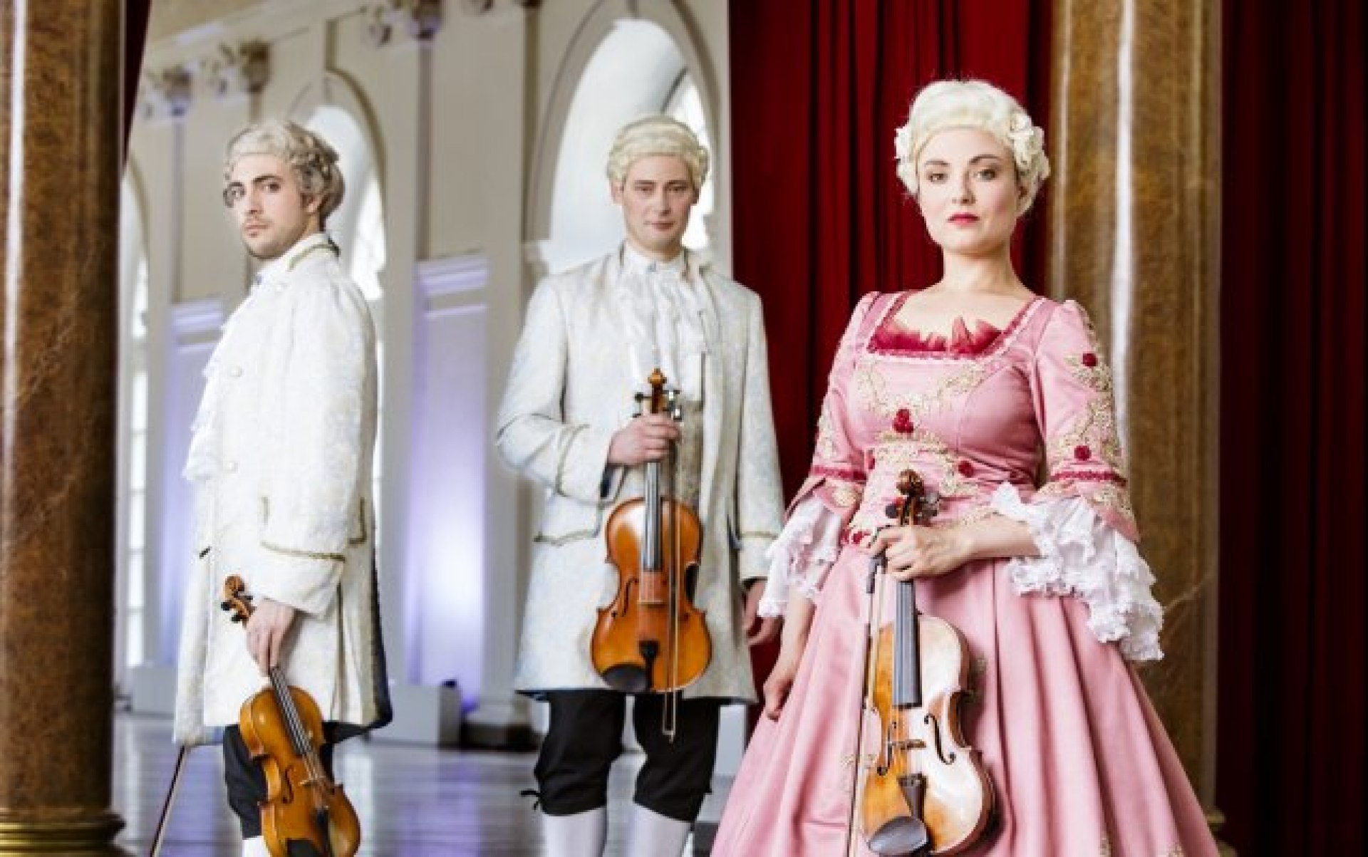 Royal Palace Concerts – Works by Mozart, Haydn & Salieri